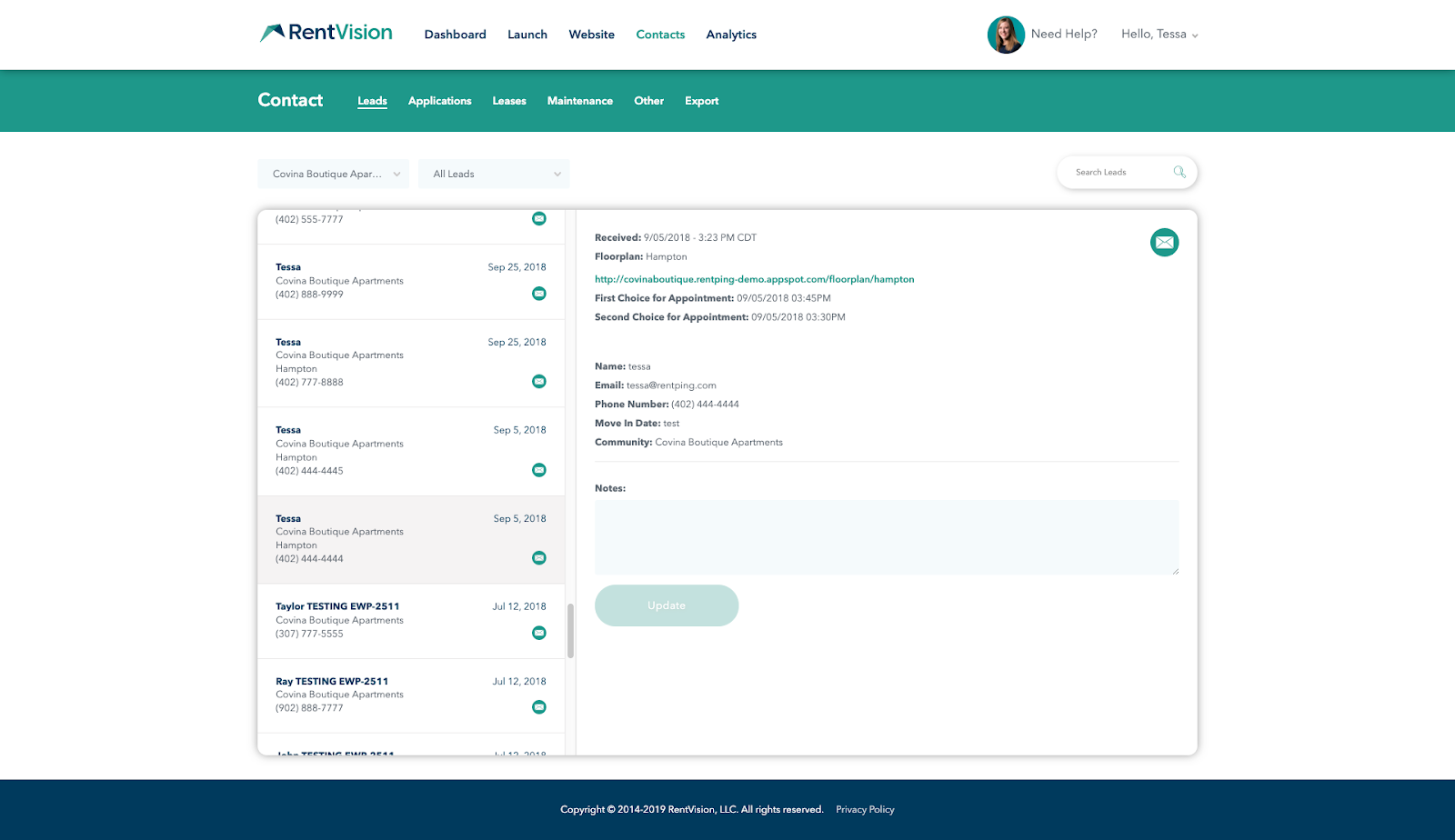 appointment-rentvision-platform