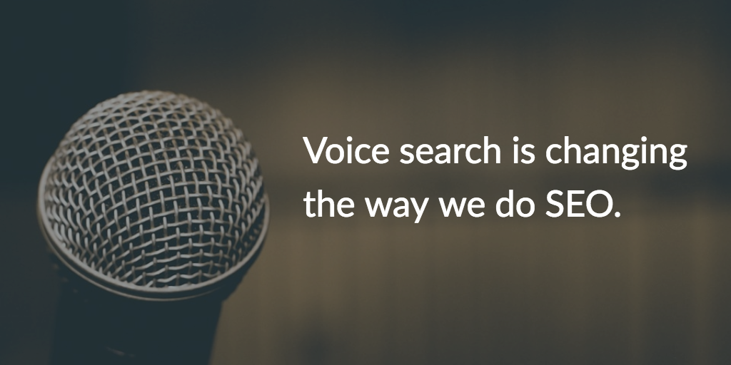 Voice Search and Apartment SEO Cover Photo