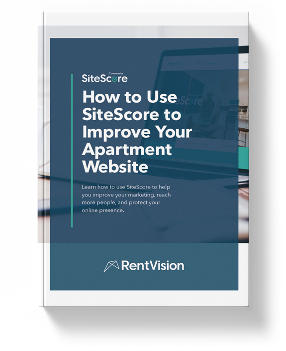 How to Use SiteScore to Improve Your Apartment Website Cover Photo